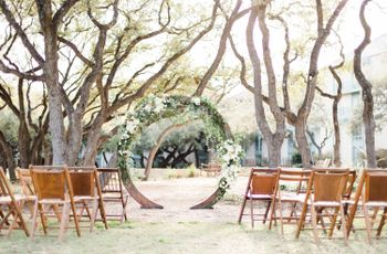 24 Garden Party Wedding Details That Are Oh-So Elegant