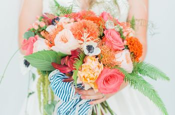 13 Beautiful Bouquet Wrap Ideas