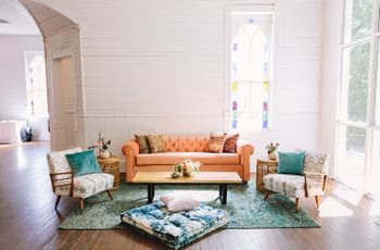 Mercury Hall Austin: 1 Historic Texas Wedding Venue, 4 Ways