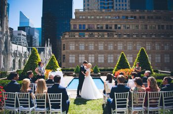 10 Outdoor Wedding Venues in New York City