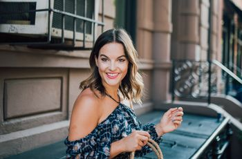 How This Fashion Blogger Almost Ruined Her Proposal
