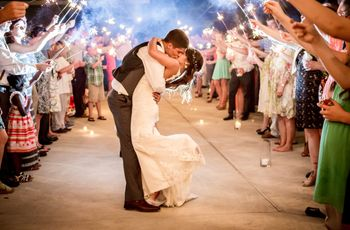 What's Your Wedding Send-Off Style?