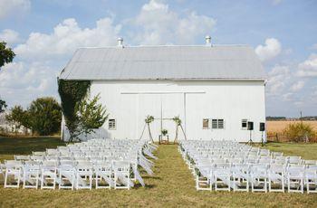 8 Rustic Wedding Venues in Northeast Ohio