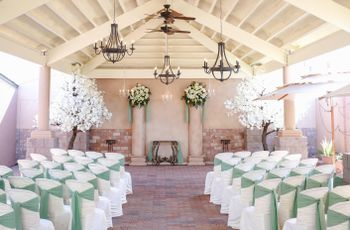5 Phoenix Wedding Chapels for an Intimate Big Day