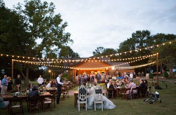 10 Gorgeous Outdoor Wedding Venues in the Nashville Area