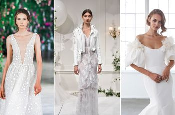 The 2018 Wedding Dress Trends New Brides Need To See