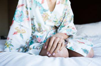 5 Mantras For Stressed AF Brides