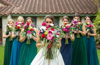 A Day in the Life of a Bridesmaid, Minute by Minute
