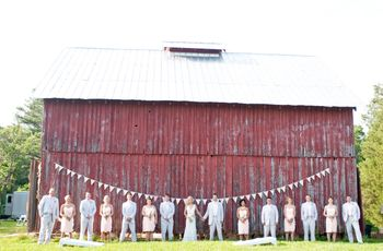 11 Rustic Barn Wedding Venues in the Nashville Area