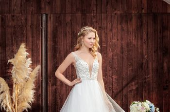20 Wedding Dresses Under $1,000 For Every Kind of Bride