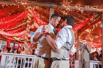The Ultimate Gay Love Songs Playlist for Your LGBTQ Wedding