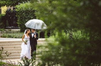 7 Things Not to Worry About On Your Wedding Day