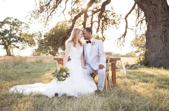 Rustic Elegance Texas Styled Shoot