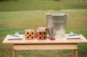 17 Fun Wedding Games (Besides Cornhole!)