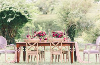 11 Popular Wedding Chair Styles