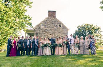 How to Take Super-Efficient Family Wedding Photos