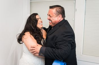 10 Favorite Father-Daughter Moments from Real Weddings