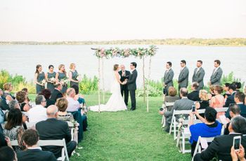 6 Fort Worth & Dallas Outdoor Wedding Venues We Love