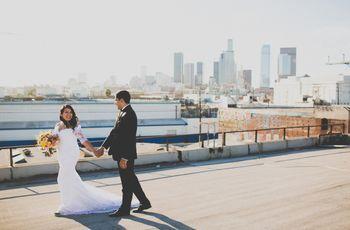 6 Rooftop Wedding Venues in Los Angeles