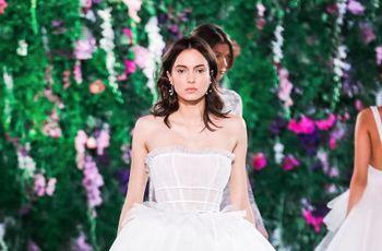 Ball Gown Wedding Dresses Just Got a 2018 Upgrade
