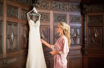 8 Telltale Signs You've Found the Perfect Wedding Dress