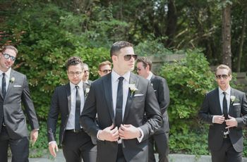How to Shop for Your Wedding Tuxedo or Suit