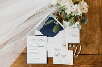 The Wedding Stationery Timeline Every Couple Needs