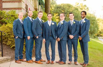 4 Ways Grooms Can Choose the Right Suit