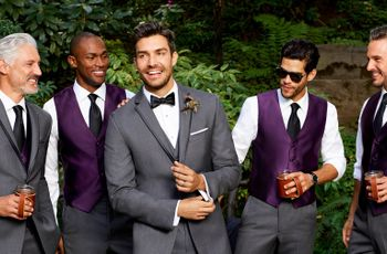5 Creative Ways for Grooms to Stand Out From the Groomsmen