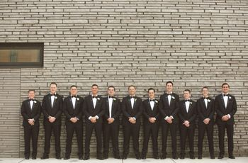 Black Tie and Formal Attire for Grooms