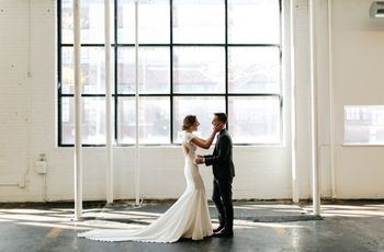 Minimalist Wedding Ideas For the Ultimate Simple & Chic Day