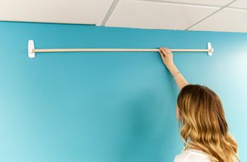 How to Hang Your Photo Backdrop