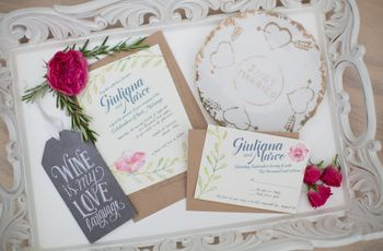 Romantic Italian-Inspired Styled Shoot