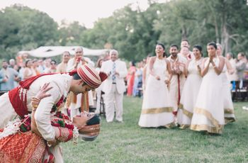 Attending an Indian Wedding? Here's What to Expect