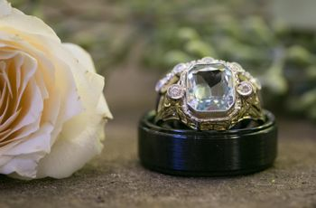 How to Shop for an Engagement Ring Together
