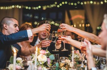 11 Wedding Ideas for the Beer and Cocktail Lover