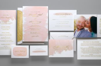 The Wedding Invitation Trends 2018 Couples Must See