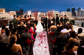How to Throw a Big (or Small) Vegas Wedding