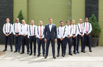 How Many Groomsmen Should You Actually Have?