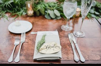 18 Wedding Escort Card Ideas To Help Seat Your Guests Weddingwire