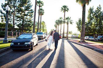 A Guide to Phoenix Weddings & Getting Married in Arizona
