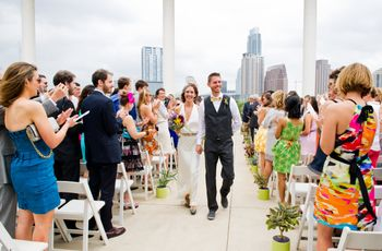 8 Austin Wedding Ideas for the Ultimate ATX Bash