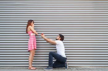 How Millennials Are Changing the Standard Marriage Proposal