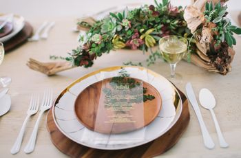 The Wedding Trend That Will Make You Want to Go Paperless