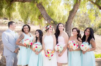 5 Rules for Having a Bridesman or a Groomswoman