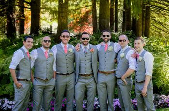 10 Secrets of a Happy (and Stress-Free!) Groom-To-Be