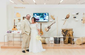 19 Music-Themed and Theater Wedding Venues for the Couple Who Loves Drama