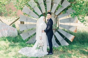 Classic Muslim Marriage Ceremony Traditions & What They Mean