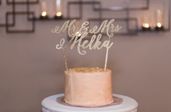 Everything You Ever Wanted to Know About Wedding Cakes