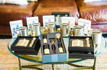 Giving Wedding Gifts and Favors